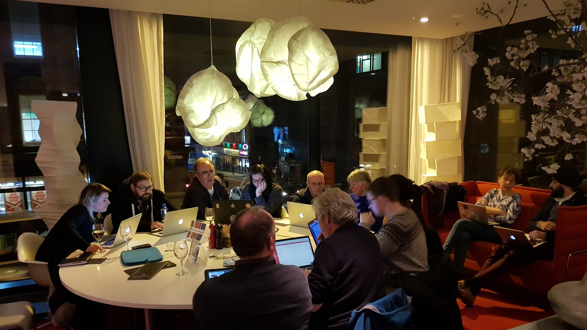 WordPress Glasgow Community Workshop + Learn Gutenberg, January 2018