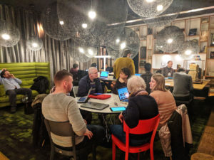 WordPress Glasgow meetup, 8 Feb 2018