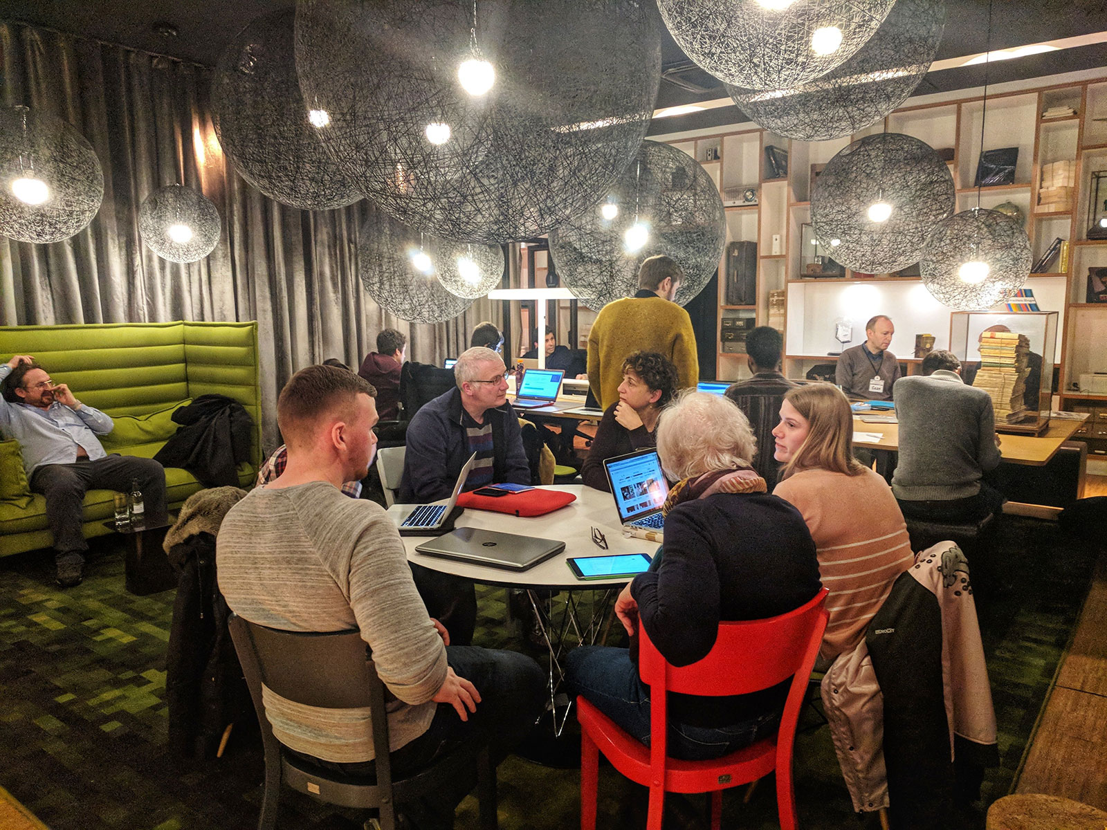 WordPress Glasgow meetup, 8 Feb 2018