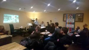 WordPress Glasgow meetup - 27 February 2018