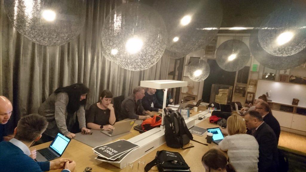 Community Workshop, April 2018